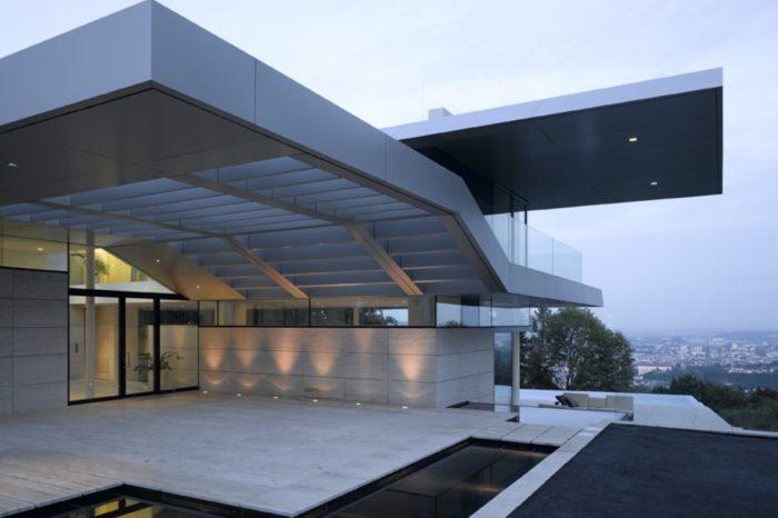 Modern Design Architecture Villa Austria